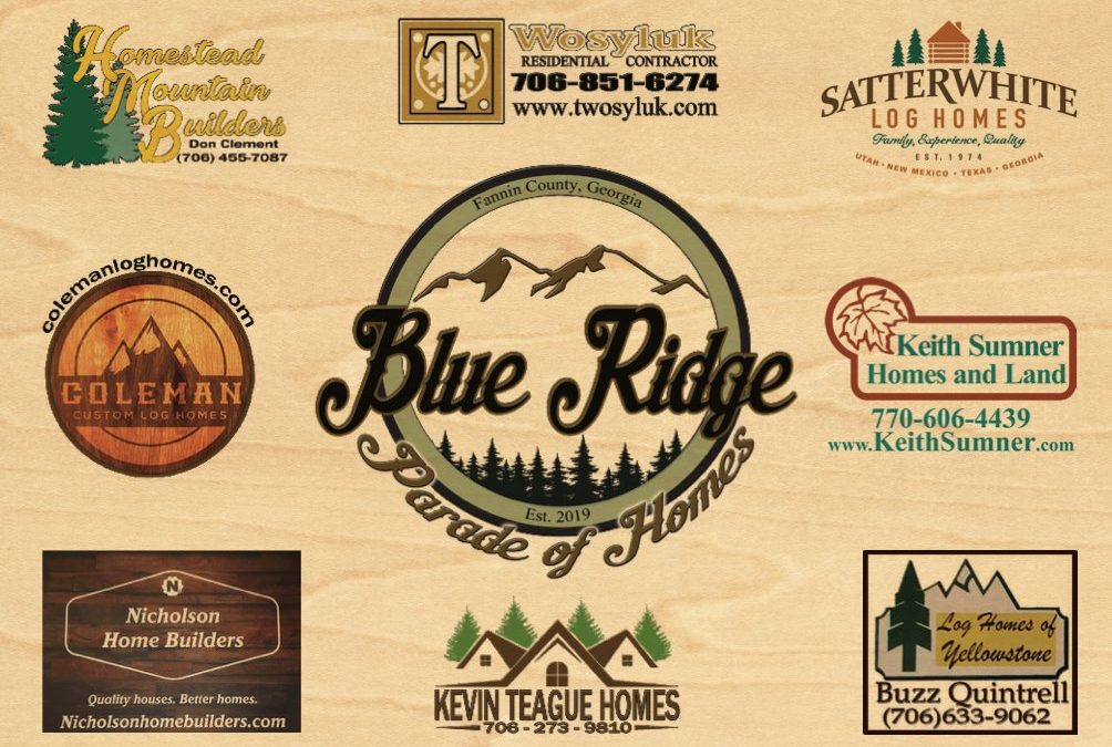 Blue Ridge Mountain Parade of Homes – April 6 & 7, 2019